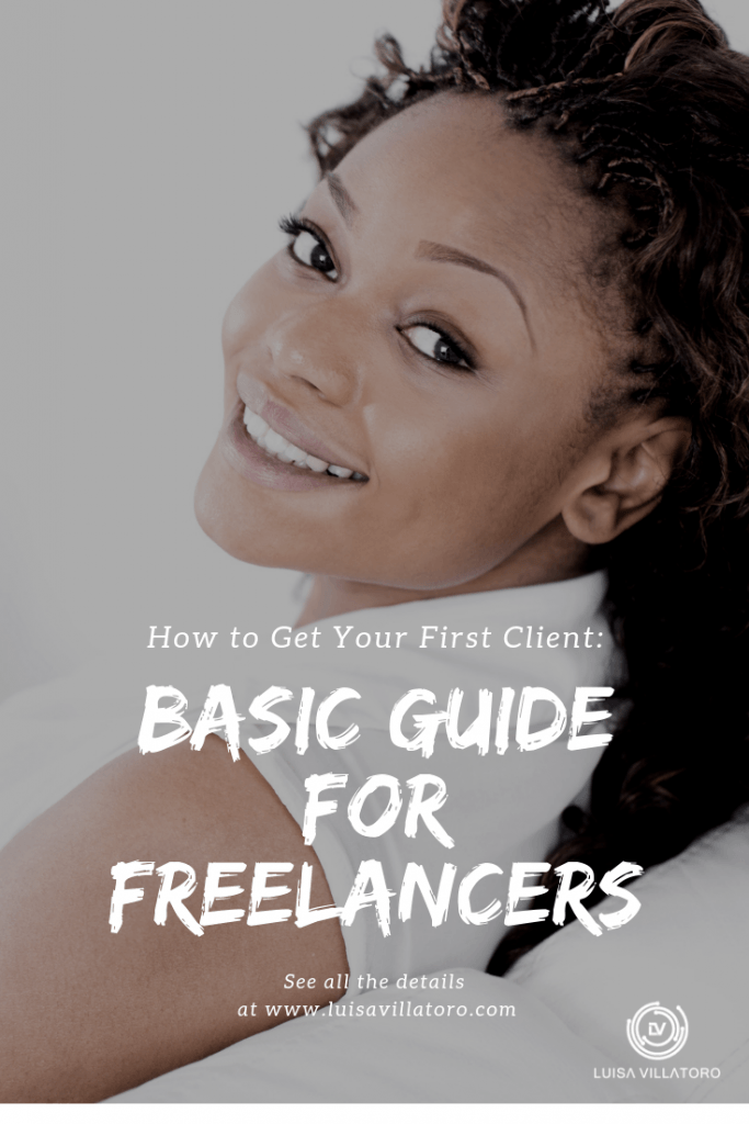 How to Get Your First Client_ A Basic Guide for Freelancers
